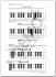 Sharps & Flats Music Worksheet Page 1