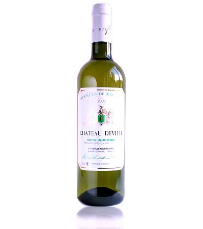 Ch. Deville Blanc Bordeaux