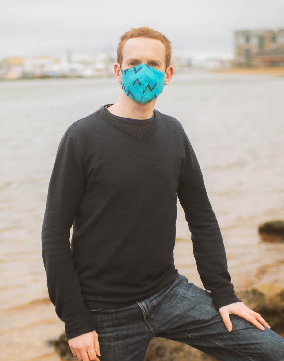 ZigZag Face Mask
