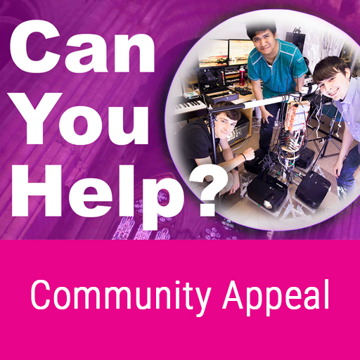 Donate To Conical Sphere Music (Community Appeal)
