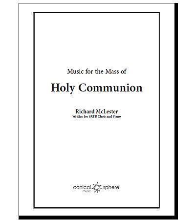 Communion Setting in Eb (Score)