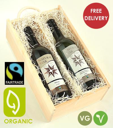 Fairtrade & Organic Gift Box