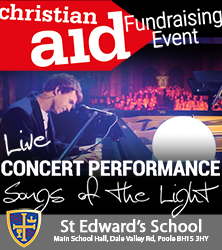 Event Tickets - Songs of The Light (St. Edwards School)