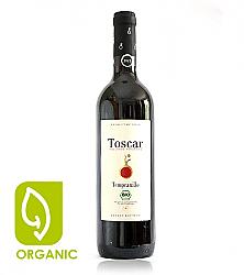 Organic Toscar Tempranillo