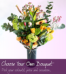 Custom Flower Bouquet